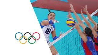 Women's Volleyball Pool A - ITA v RUS | London 2012 Olympics