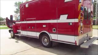 2009 Chevrolet C4500 ambulance for sale at auction   bidding closes June 19, 2018