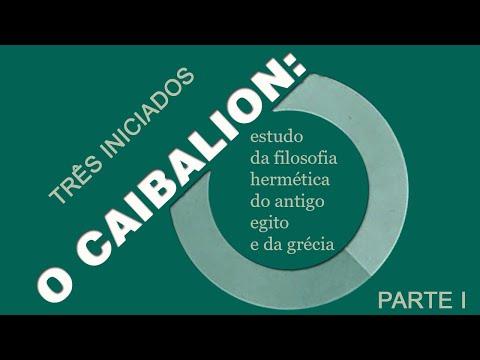 #77 O CAIBALION pt.1 - TRÊS INICIADOS
