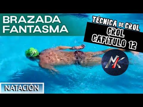 TÉCNICA DE NATACIÓN 2x05 (1/3): 1 Brazo / 1 Brazo de Crol