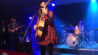 Christina Perri - Black + Blue (LIVE The Loft Lansing) [May 11, 2012]