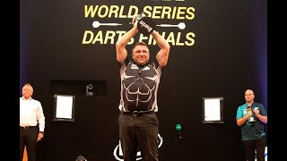 "Gerwyn Price after winning the World Series Finals: ""The Worlds is the big one I want"""