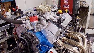 Ford 460 Engine Build Part 3 - Horsepower S13, E10