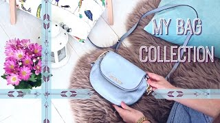 МОЯ КОЛЛЕКЦИЯ СУМОК 2016 | Rebecca Minkoff, Michael Kors, Zara, Accessorize, Marc Jacobs | Мои сумки