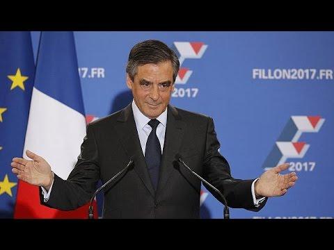 Γαλλία: Στον Φρανσουά Φιγιόν το χρίσμα των Ρεπουμπλικάνων