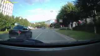 Мотоциклист сбил женщину на пешеходном переходе