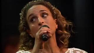 """Noa (Achinoam Nini) - """"Era de Maggio"""" at the Estival Jazz Lugano 2016"""