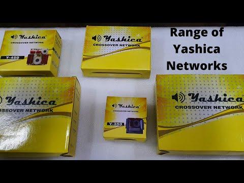 Yashica YA 450 Cross Over Network