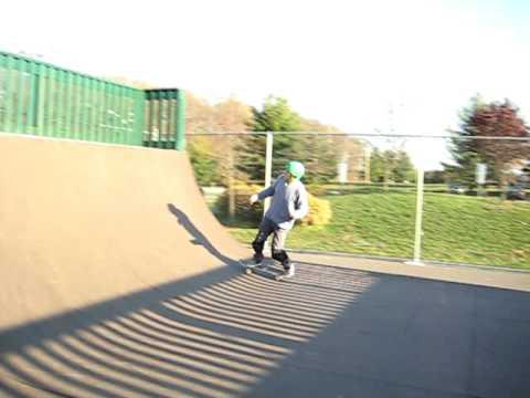Hamilton NJ Skatepark