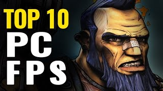 Top 10 Best PC FPS Games | First-Person Shooters