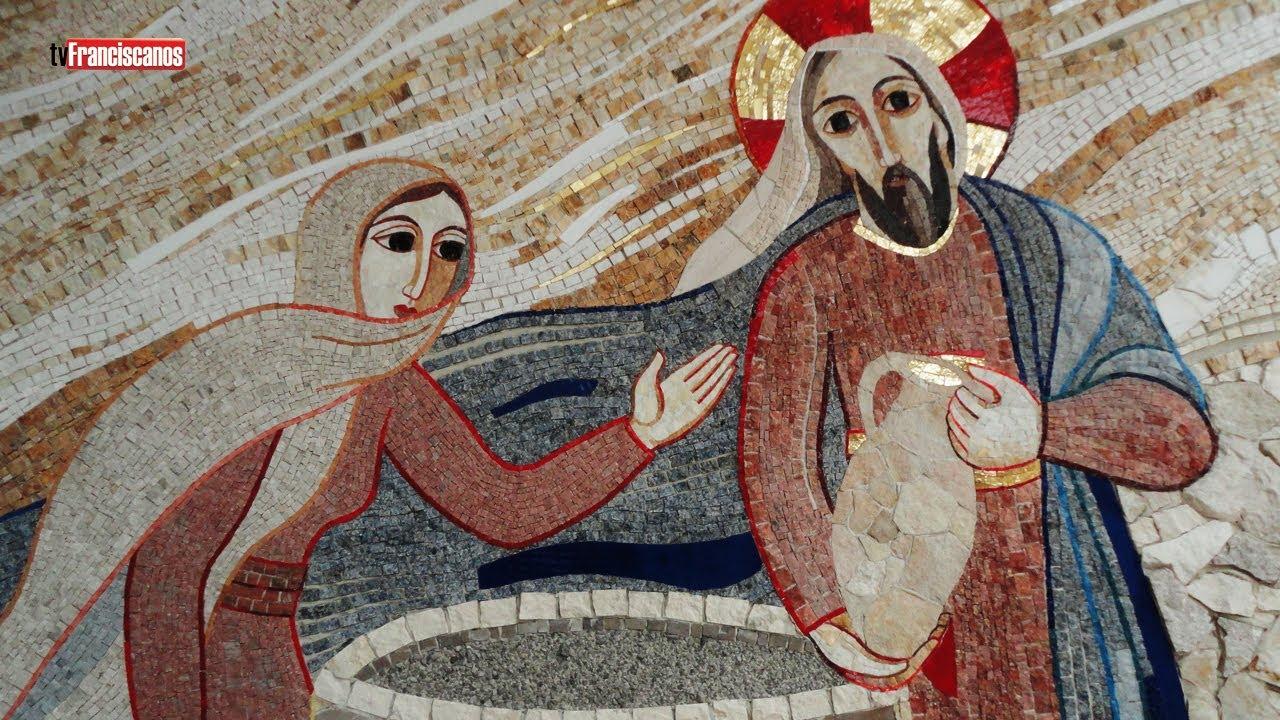 Caminhos do Evangelho | 3º Domingo da Quaresma