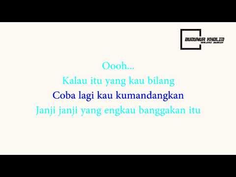 Lirik Lagunya Letto -  Ku Tak Percaya