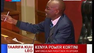 Kenya Power bosses to spend night at Gigiri Police Station cells | #KenyaPowerCase