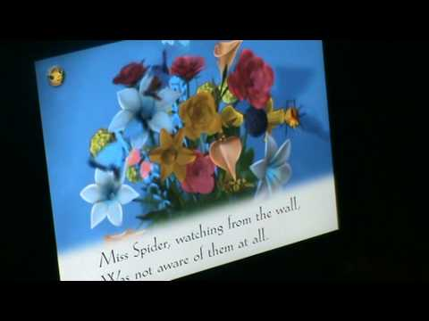 Miss Spider's Tea Party Read by Narrator