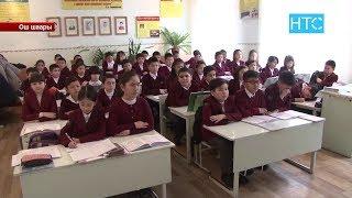 Ученики Ошской школы №20 просят достроить им здание / 21.02.19 / НТС