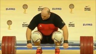 Nagy Péter | Prezident Kupa | Olympic Weightlifting 2016 | +105kg