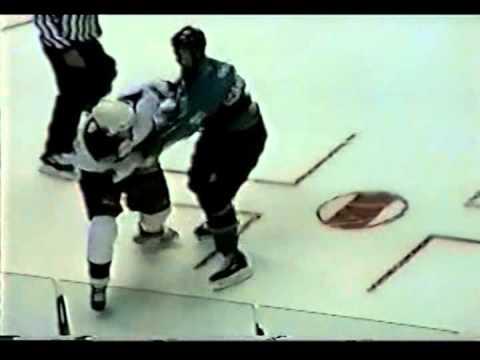 Matt Carkner vs. Brandon Sugden