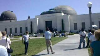 NCIS LA Filming at Griffith Observatory (1x24)