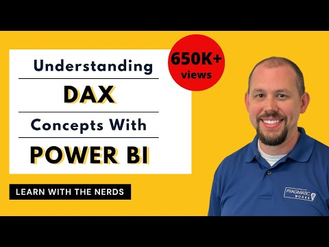 Learn with the Nerds: Beginning DAX Concepts with Power BI ...