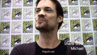 Comic Con 2011 - Interview Part#4