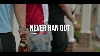 Red Dot 1 Shot - Never Ran Out ft Lil' Vac (Prod. Tay Keith) [Music Video]