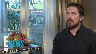 Why Christian Bale Didn't Like Living in L.A. | Celebrity Sit Down | E! News