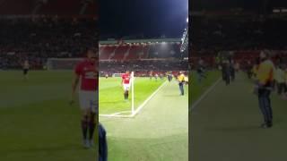Half Time EFL Cup SEMIFINAL MAN UTD VS HULL CITY