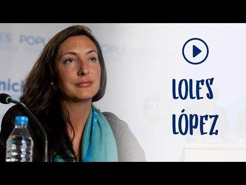 """Loles López: """"Lo nuevo y lo bueno en Andalucía se llama Juanma Moreno y Partido Popular"""""""