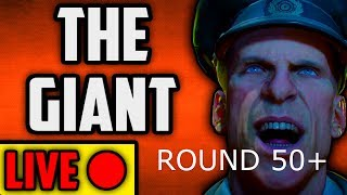 The Giant Round 50 attempt with Friends