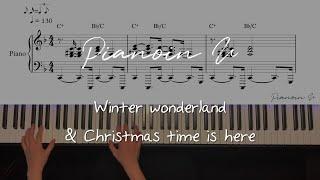 [캐롤] Winter wonderland & Christmas time is here