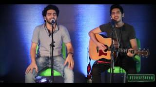 Sooraj Dooba Hai - Live@Saavn with Amaal and Armaan Malik