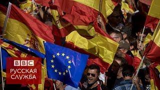 Похожа ли Каталония на Крым? Мнение россиян из Барселоны