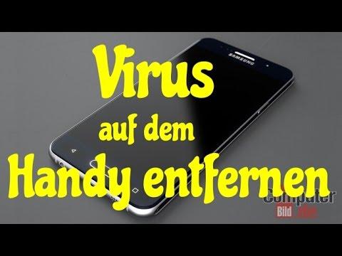 #Virus auf dem Handy entfernen @Android