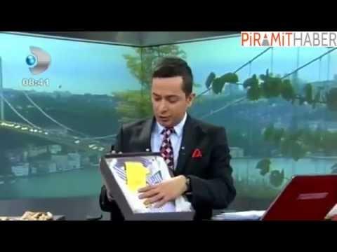 İrfan Değirmenci İDO'yu canlı yayında rezil etti