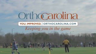 OrthoCarolina Soccer: Keeping you in the game