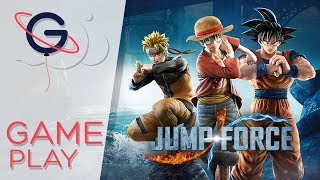 JUMP FORCE - Gameplay FR