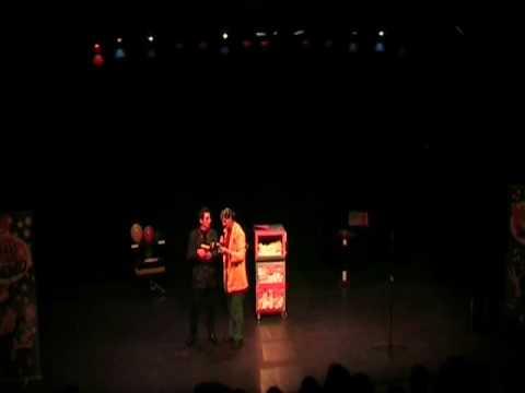 Bobbie en Rolando - benefiet voorstelling voor Stichting Tante Lenie - deel 3