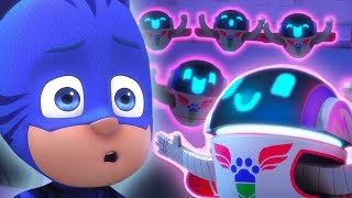 PJ Masks Episode | CLIPS ⭐️ Time to be a Hero! ⭐️ Face Your Fears Day | HD | Cartoons for Kids
