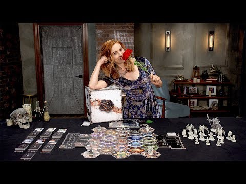 How to Play Black Rose War by  Geek & Sundry
