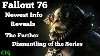 Fallout 76  New Article, Latest Info Released