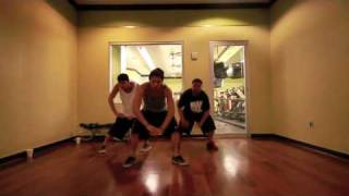 Brian Puspos Choreography - Always & Forever by Marques Houston