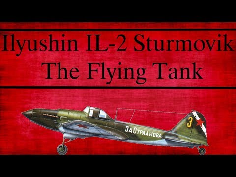 Ilyushin IL-2 Sturmovik: The Flying Tank