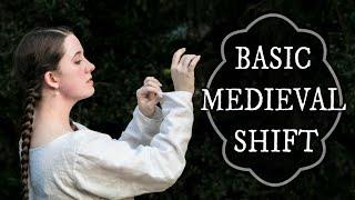 Making Basic Medieval Underwear