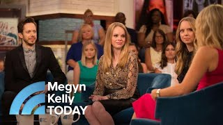 '5 Browns' Siblings Speak Out About Father's Sexual Abuse | Megyn Kelly TODAY
