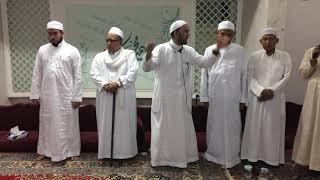 Sholawat nabi in rumah zayid abbas alawy al maliki al Hasani