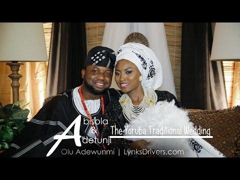 Abisola & Adetunji – The Traditional Wedding