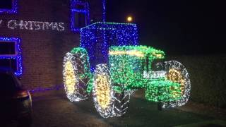 Minster FM - Christmas Tractor
