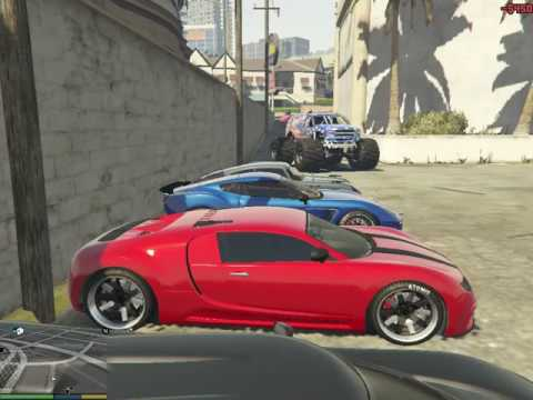 Best Cars In GTA 5 Exhausts Sound