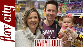 Babies First Foods Grocery Haul - What To Buy And Avoid!