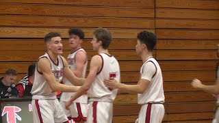 Highlights: Fitch 54, New London 51